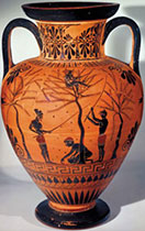 AGRICULTURE IN ANCIENT GREECE - factsanddetails.com