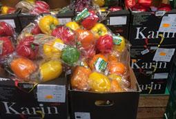 Irlanda. La crisis financiera afecta a los hábitos de consumo de frutas y hortalizas/ Ireland. The financial crisis of 2008 affects the consumption habits of fruits and vegetables