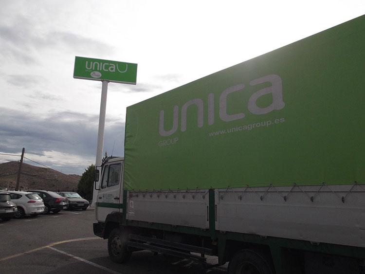 camión Única Group