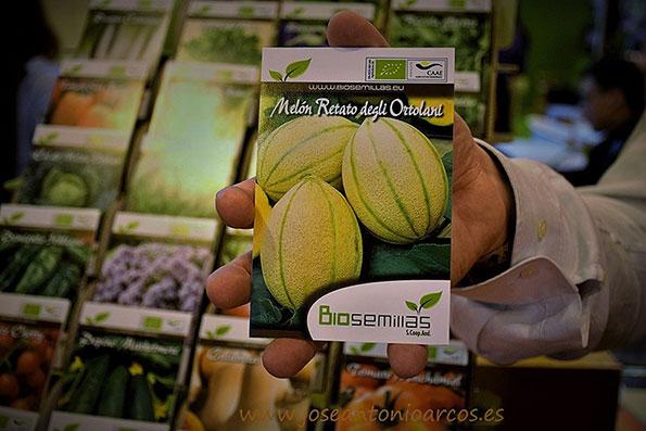 Biosemillas bautiza 'Arcos' a su primer melón