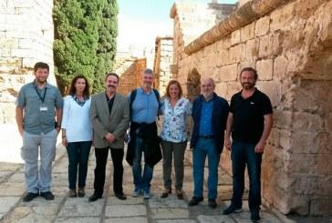 La serie 'Juego de Tronos' en la Alcazaba de Almería