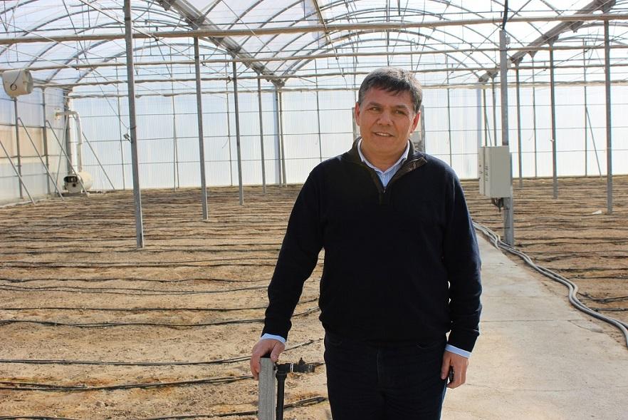 Manuel  Jamilena, organizador