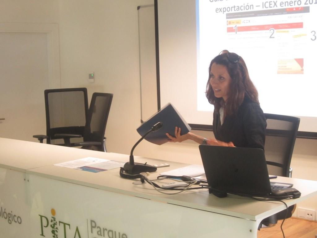 Presentación Cecilia Navarro