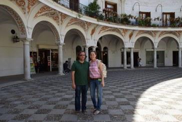Desde un rincón de la ciudad hispalense. Plaza de Cabildo