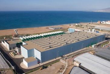 El Ministerio ha anunciado este lunes la puesta en marcha de la desaladora de El Ejido