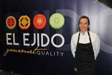 La ganadora de la primera edición de Topchef en Almería Gourmet