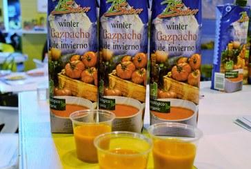Biosabor y la capacidad antioxidante de su gazpacho
