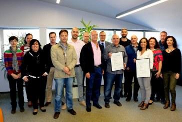 El Ciruelo logra el certificado de huella hídrica y de carbono