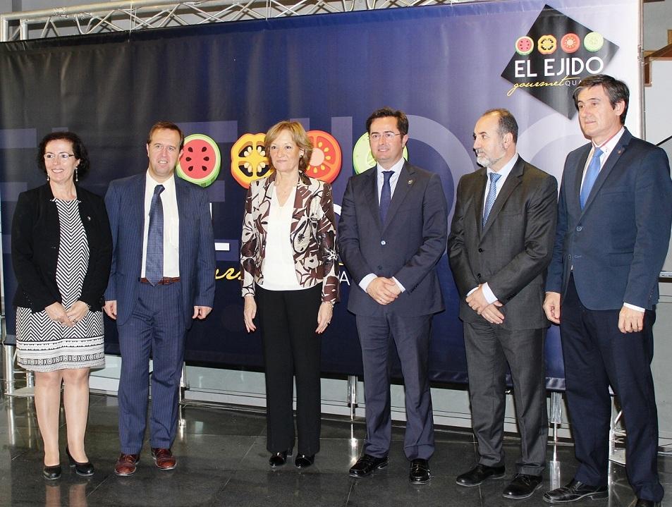 Arranca el I Congreso de Agricultura y Gastronomía 'Almería Gourmet'