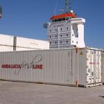 Andalucía Shipping & Trading quiere exportar por barco