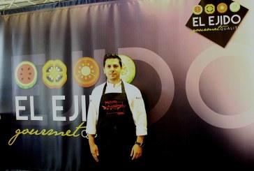 El chef Diego Gallegos respalda la campaña El Ejido Gourmet Quality