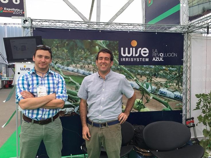 Equipo de Wise en Chile