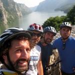 Recorriendo el Danubio y Serbia en bicicleta