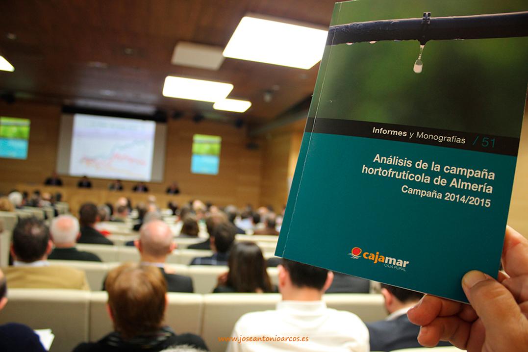 Informe de campaña 2014/15 de Cajamar: excelente el calabacín y paupérrima la berenjena