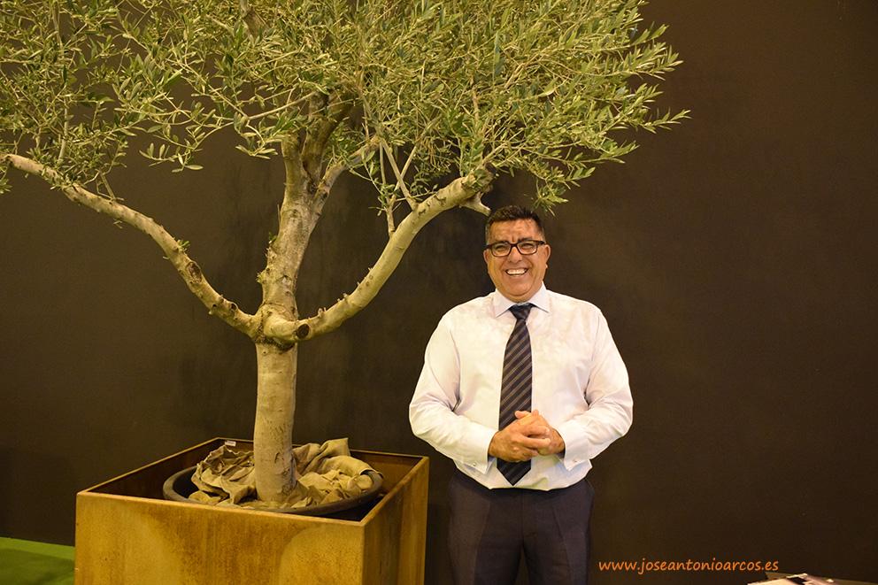Jesús Martínez, el obtentor de semillas