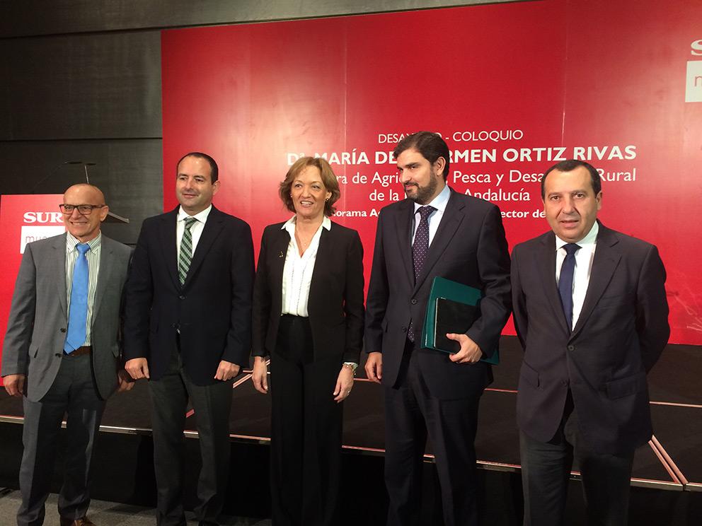 Málaga lidera la producción ecológica de cítricos en Andalucía con 1.136 hectáreas