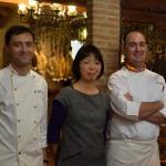 Entre cocineros. Chef Berenguer y chef Benavides