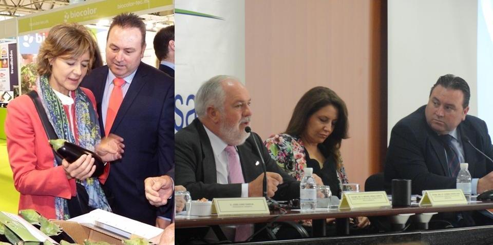 Fin de legislatura: Asaja aprueba la labor de Cañete y de su sucesora Tejerina