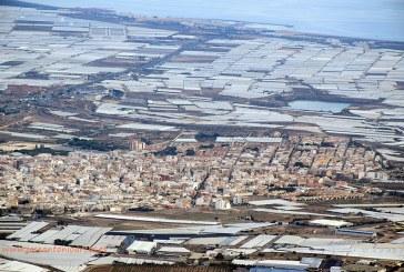 (audio) Pablo Campra y el efecto albedo de los invernaderos de Almería