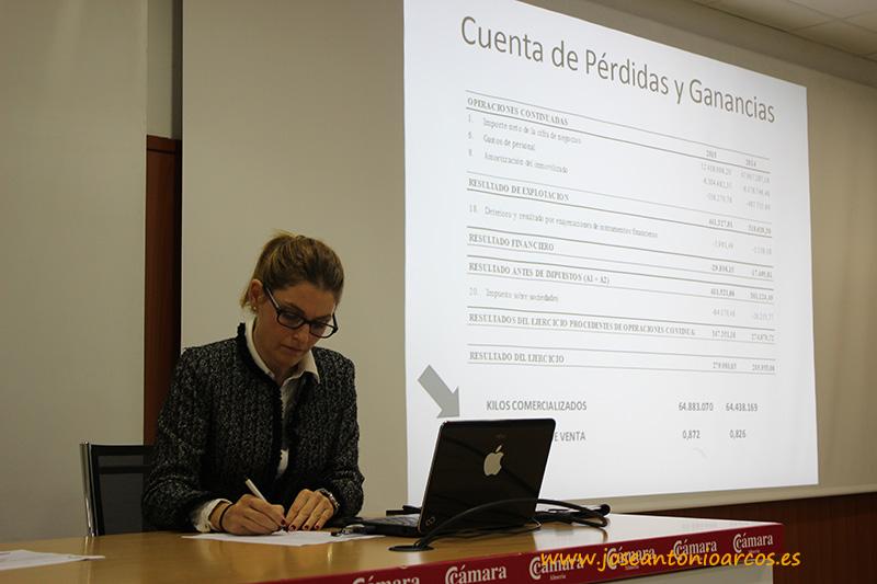 Rueda-de-prensa-AMB en la Cámara de Comercio de Almería