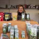 La stevia aflora en el interior de Almería