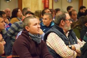 Agricultores del 'cortijo cero' de El Ejido