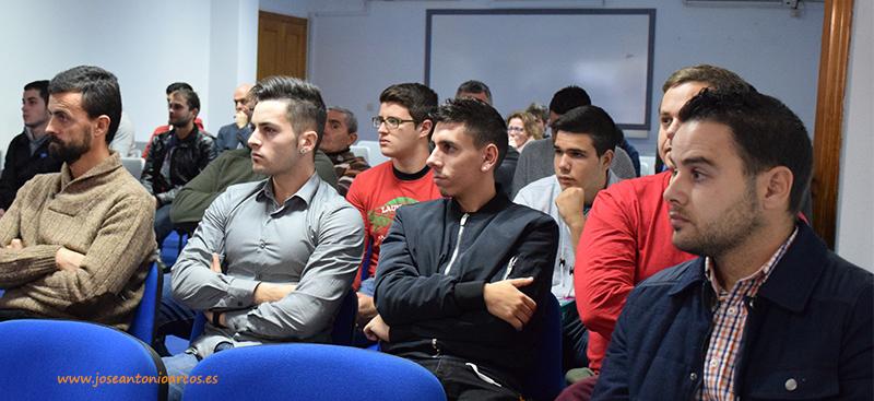Alumnos de Campomar en las III Jornadas de Empleo Joven