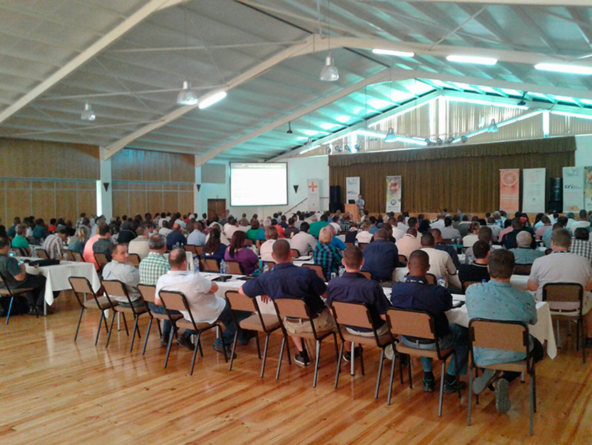 Foros Técnicos Postcosecha en Sudáfrica Citrus Research International (CRI)