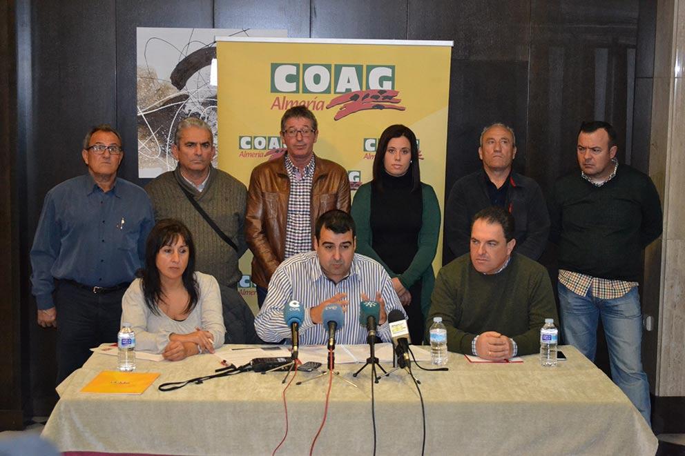 Coag se posiciona y habla de 'palmeros del comercio'