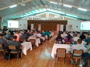 Citrus Research International (CRI) Sudáfrica postcosecha