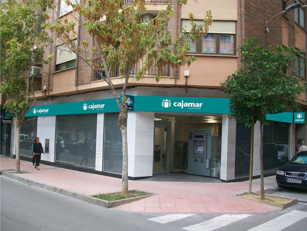 Cajamar cambia su imagen corporativa