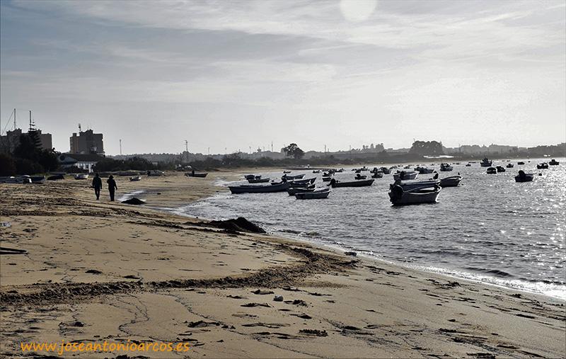 Playa de Sanlúcar de Barrameda, Cádiz