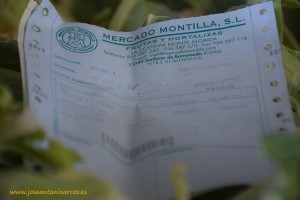 Albarán de Mercado Montilla