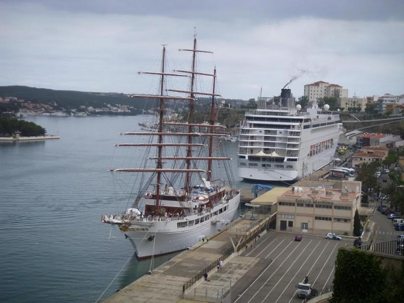 La revolución de los cruceros