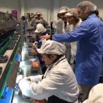 Productores y mejoradores, Atlantic Blue marca el camino del arándano