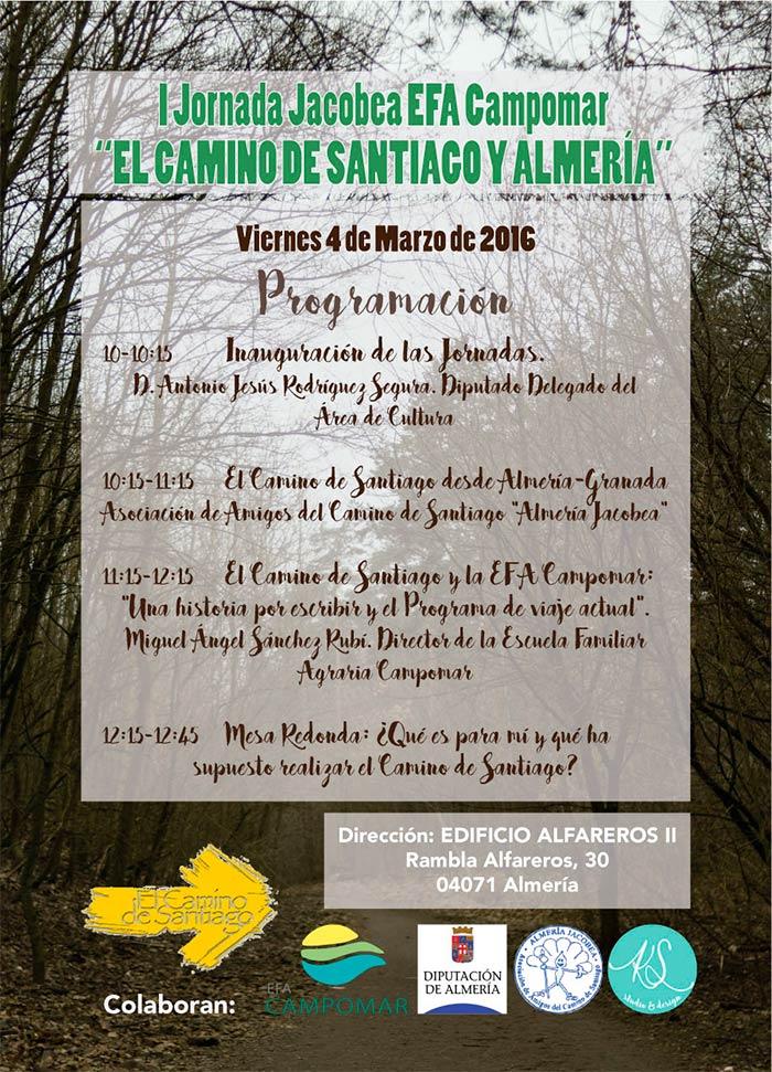 Camino de Santiago y Almeria