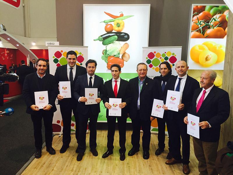 'El Ejido Gourmet Quality' en la Messe de Berlín