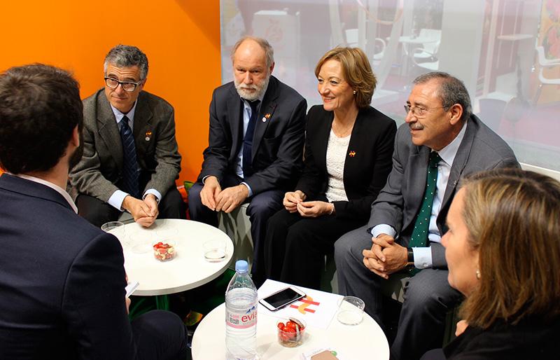 Cónclave de Interprofesionales de España, Francia, Italia y Holanda