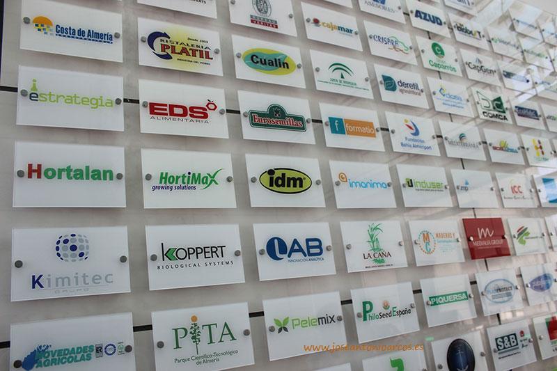 Patronos del Centro Tecnológico Tecnova, situado en el PITA de Almería