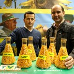 Fitó lleva a las ferias de Zaragoza y Bajadoz su oferta en grandes cultivos, como maíz