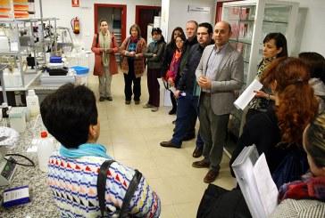El laboratorio de la agricultura ejidense abre sus puertas a los estudiantes