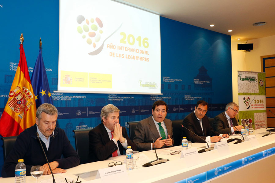 Las legumbres que alimentarán al mundo. Su año internacional