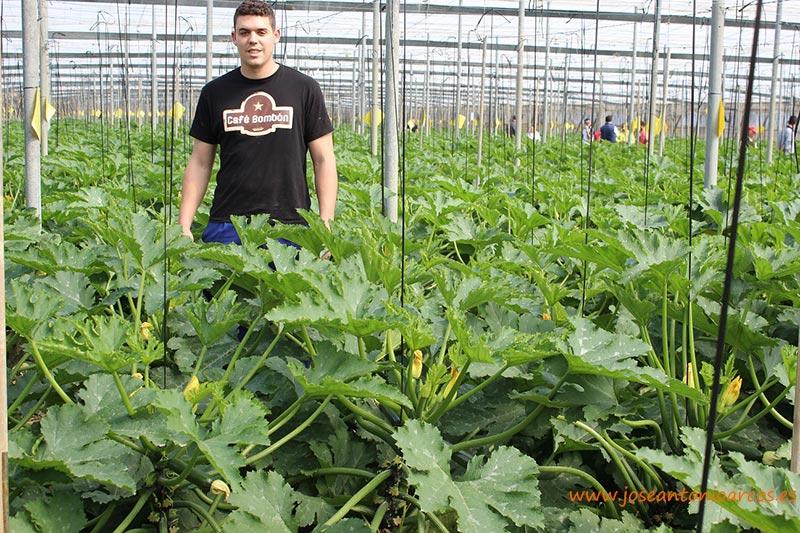 jóvenes agricultores almerienses