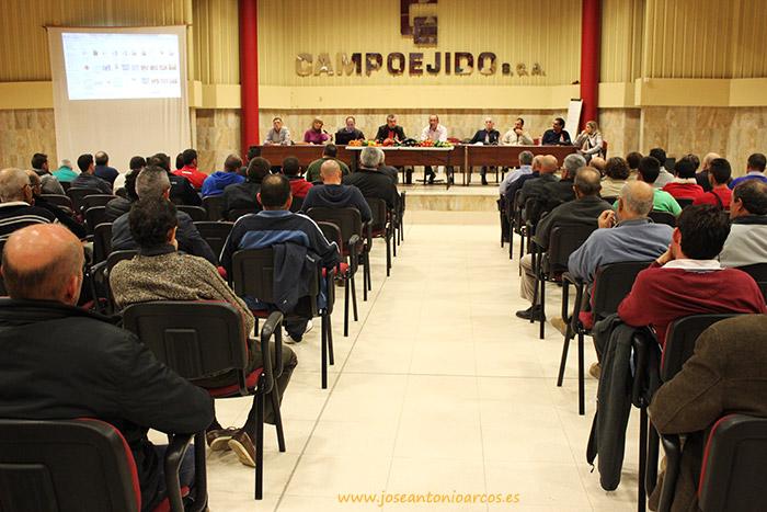 'Agricultura Viva en Acción' Asamblea en Campoejido