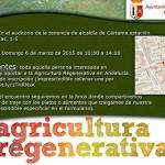 Días 4, 5 y 6 de marzo. Encuentro agricultura regenerativa en Cártama, Málaga