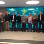 Seis cooperativas de Sevilla, Huelva, Cádiz, Málaga y Córdoba tendrán Wise. Convenio Fundación Caja Rural del Sur y Wise Irrisystem