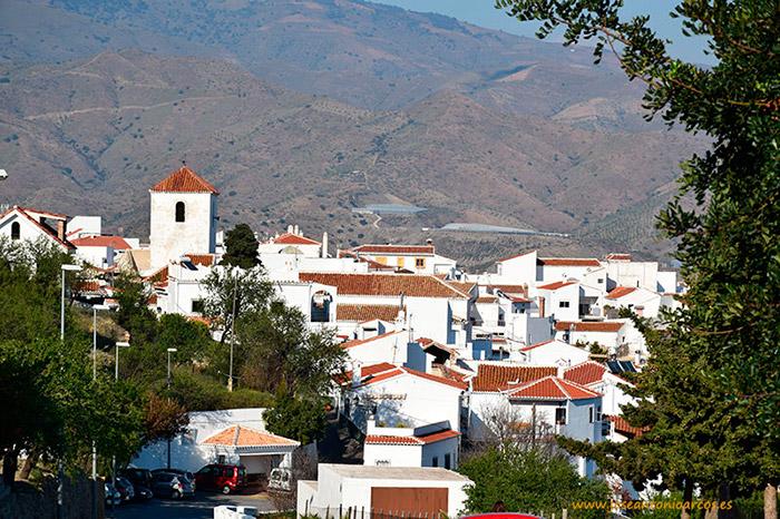 Gualchos Alpujarra de Granada
