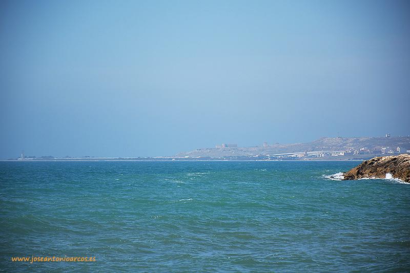 Guardias Viejas y Almerimar, costa de El Ejido, Almería, Andalucía, playas de España