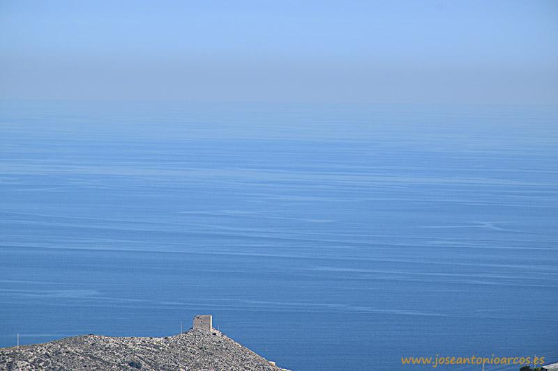 Castell de Ferro costa de Granada Andalucía Mar Mediterráneo