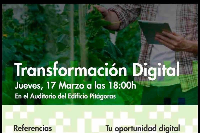 Día 17 de marzo. Única Group organiza la jornada 'Transformación Digital'